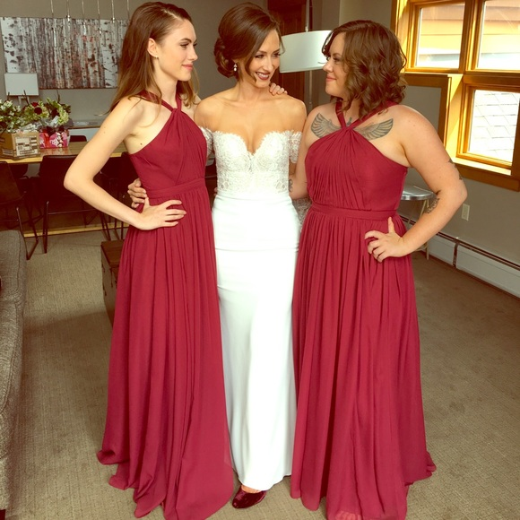 Weddington Way Dresses & Skirts - Weddington Way bridesmaid dress